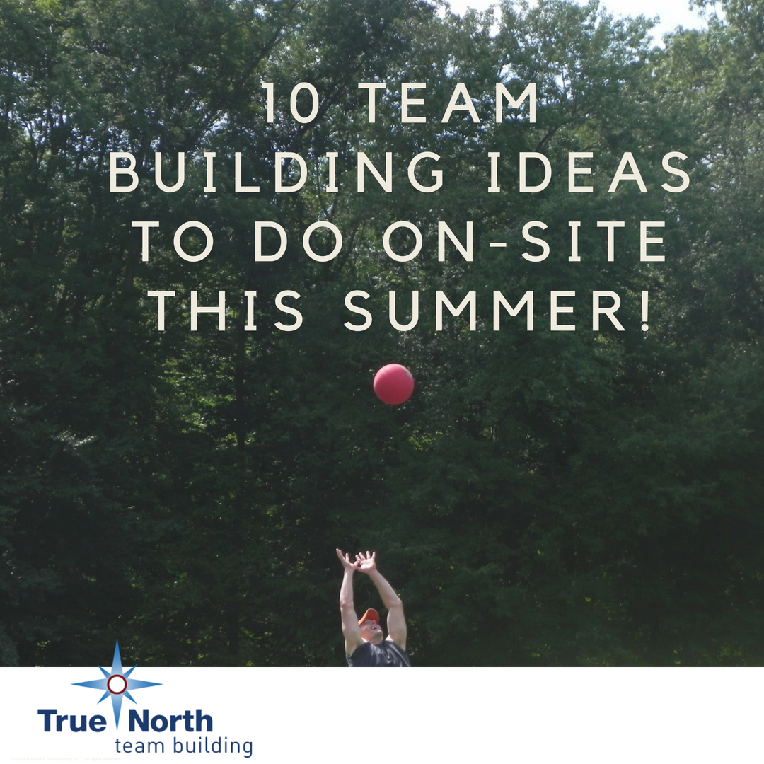 10 team building ideas to