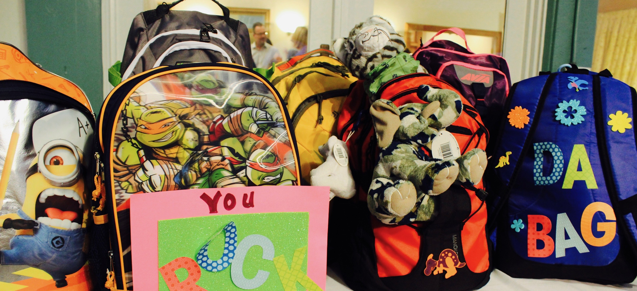 TNTB school supplies backpacks for kids