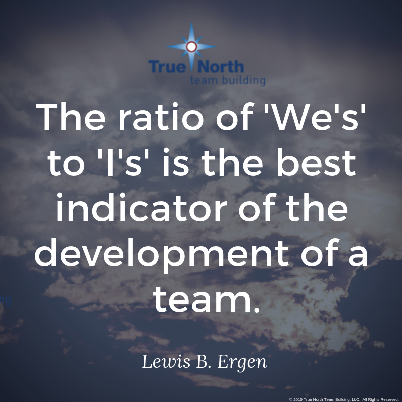 motivation monday quote by lewis B. Ergen