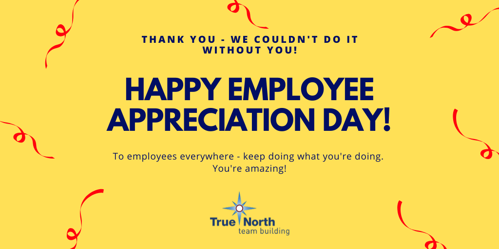 to wish employees a happy employee appreciation day